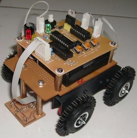 robot-line-follower